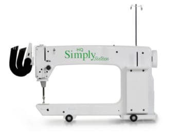 Handi Quilter Simply Sixteen Mid Arm Quilting Machine