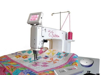 HQ Sweet Sixteen Mid Arm Quilting Machine