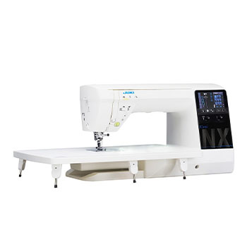 Juki Kirei HZL-NX7 Long Arm Sewing and Quilting Machine