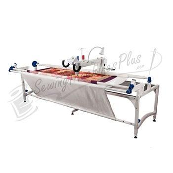 Tin Lizzie Floor Model Long Arm Quilting Machine