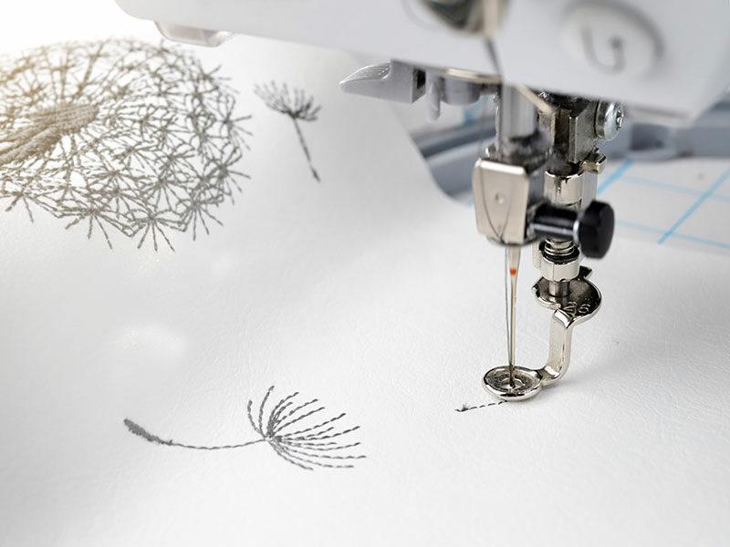 Embroidery Machine Dandilon