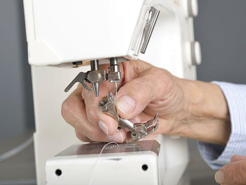 Presser Foot Needle